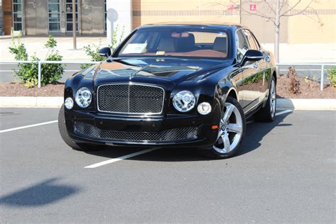 bentley mulsanne black 2016 2016 bentley mulsanne speed stock 6nc001560 for sale
