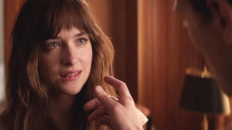 fifty shades of grey film length 50 shades of grey quot the chemistry between christian and