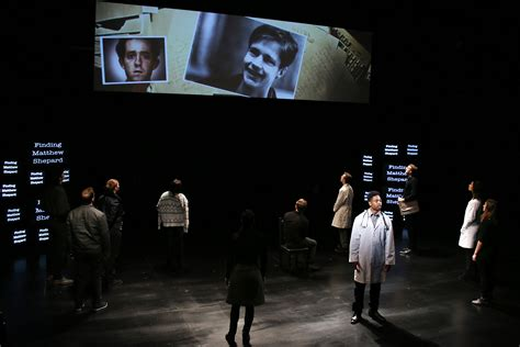 the laramie project tectonic theater project the laramie project an exploration of prejudice and
