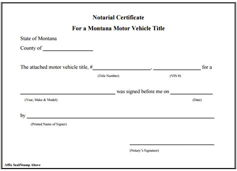 notary form template motorcycle review and galleries