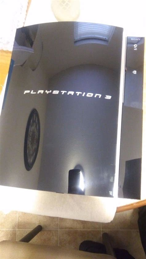 ps3 console sale playstation 3 60 gb console for sale classifieds