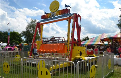 big swing ride updated valley stream carnival kicks off mother s day