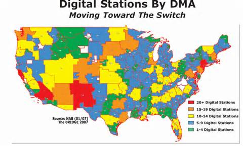 louisiana dma map goodbye rabbit ears thoughts about the digital tv
