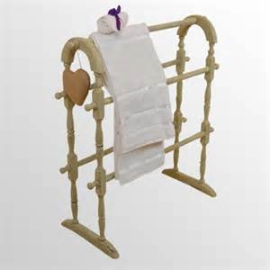 Clothes Rail Dryer Towel Clothes Hanging Rail Airer Dryer Radiator Antiques
