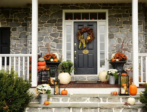 decorating lanterns for fall 15 on home interior