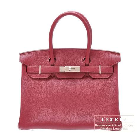 Hermes Carry On Clemence Leather With Wallet Free Hermes Purse Chains hermes birkin bag 30 ruby clemence leather silver hardware