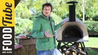 Pizza Oven Backyard by Jamie Oliver Shows You How To Cook Pizza In A Wood Fired