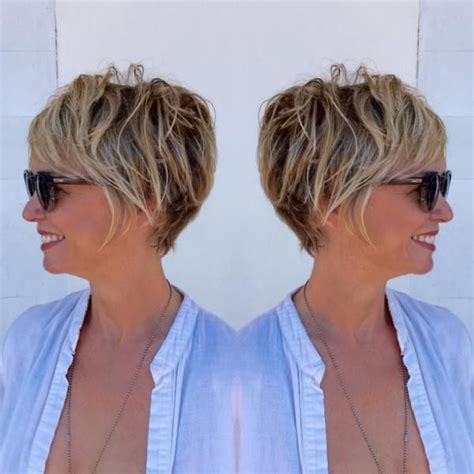 hairstyles for women over 50 with thick necks best 25 short hairstyles for women ideas on pinterest