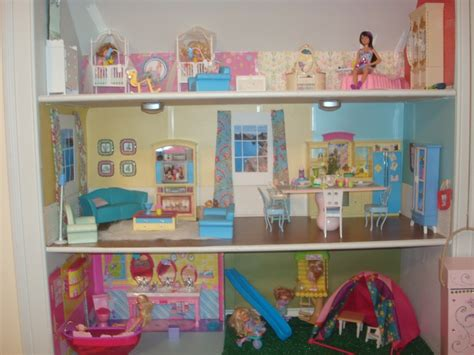 homemade barbie doll houses homemade bookcase barbie house barbie girl pinterest barbie house bookcases and