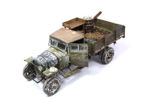 Miniart 35134 Gaz Mm Mod 1943 miniart models 35134 gaz mm mod 1943 cargo truck