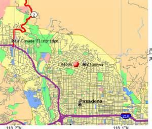 altadena california map 91001 zip code altadena california profile homes