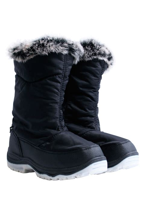 womans snow boots document moved