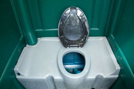 How To Put A Spy Camera In The Bathroom Where There S Muck There S Gold Portaloo Perv Who Hid