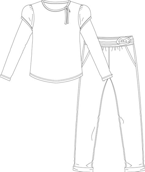 flat sketch template 90 best sketch images on sewing patterns