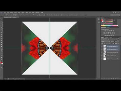 pattern maker photoshop cs6 photoshop cs6 kaleidoscope tutorial hd youtube