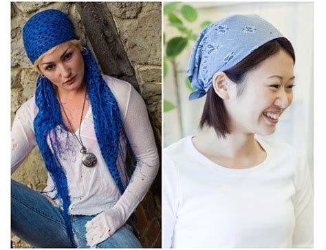 bonnet haircut funtastic bandana hairstyles you must try at least once