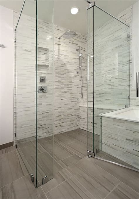 curbless bathroom showers raising the bar with curbless showers showers bathroom vanities and raising