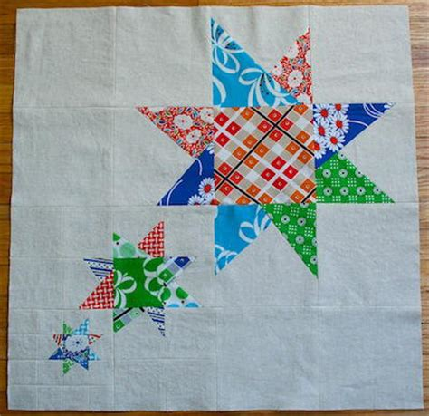 quilt pattern radiant radiant wonky star quilt block favequilts com