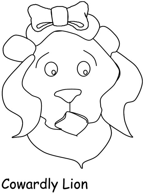 wizardofoz 7 cartoons coloring pages coloring book