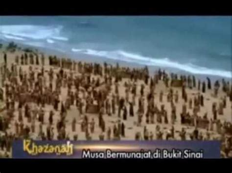 download film nabi musa the ten commandments 2006 nabi musa membelah laut doovi
