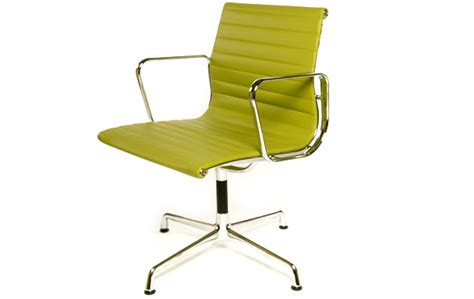 Charles Eames Office Chair Design Ideas Eames Ea108 Aluminium Office Chair With Arms Designer Office Chairs From Iconic Interiors