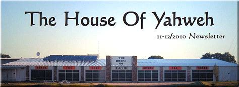House Of Yahweh by Only Believe Is A Deception Of Satan And A Cause Of
