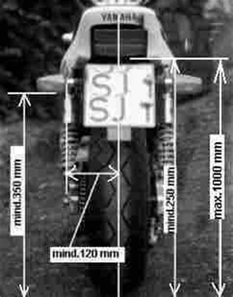 Motorrad Abstand Blinker by Blinkerabstand 167 167 Rechtliche Fragen Yamaha R6club