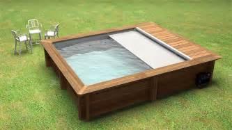 piscine urbaine 4 20mx3 50m avec couverture automatique