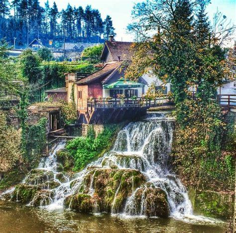 Dream House by Rastoke Rastoke Croatia Rastoke Village Slunj