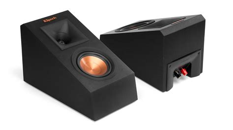 Bookshelf Construction Reference Premiere Elevation Speakers Klipsch