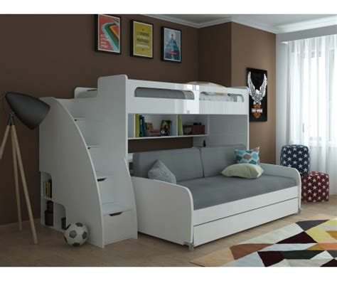 double bunk bed couch bunk beds with sofa my blog
