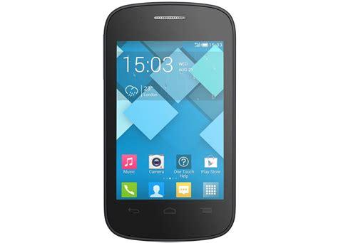 one touch smartphone alcatel onetouch pop c1 dual sim 4gb μαύρο