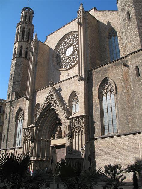 catedral del mar cathedral 8425340756 basilica di santa maria del mar wikipedia