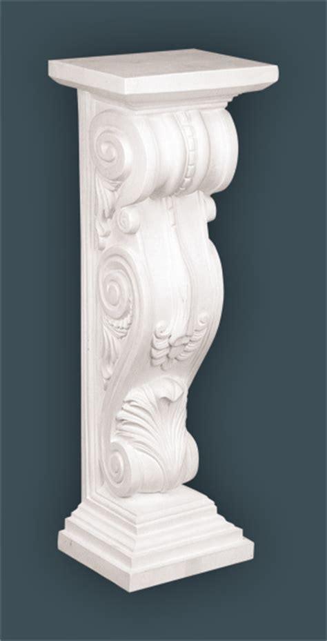 Column Corbel Plaster Corbel Ref D027 Prefaes