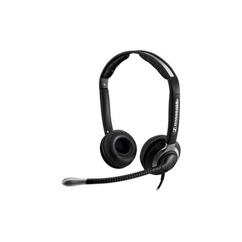 sennheiser cc 550 ip duo corded headset voip supply