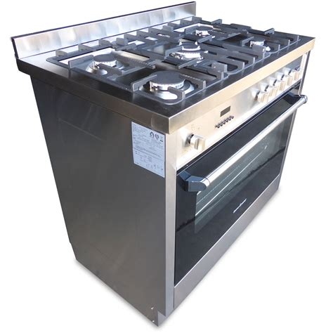 Cooktop Grill Grand Fan Forced 90cm Free Standing Electric Oven