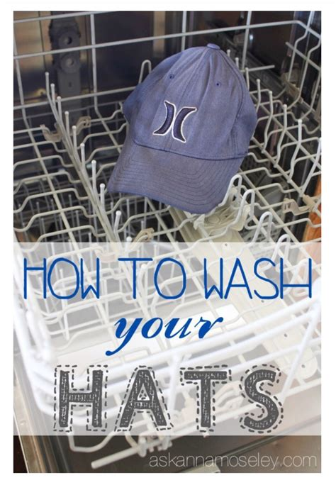how to wash your hats trusper