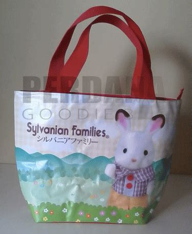 Tas Ulah Goodie Bag Souvenir Busur tas souvenir tas spunbond tas kanvas goodiebag design bild