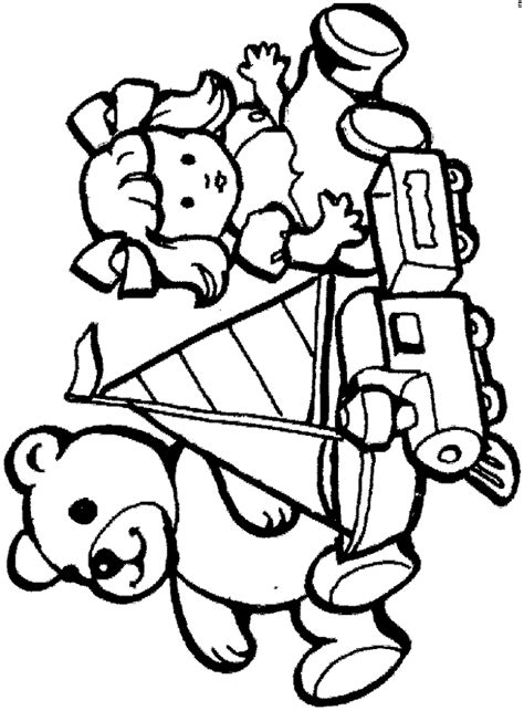 kids n fun com 23 coloring pages of toys