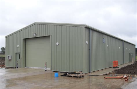Prefabricated Home Kit by Steel Portal Frame Buildings Miracle Portal