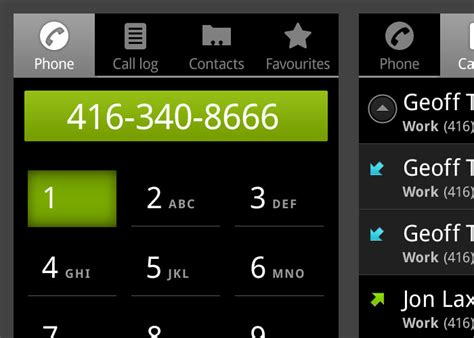 android call screen ringskin custom caller id app review android authority