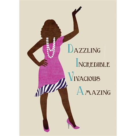 Afro American Birthday Cards Happy Birthday African American Diva Google Search