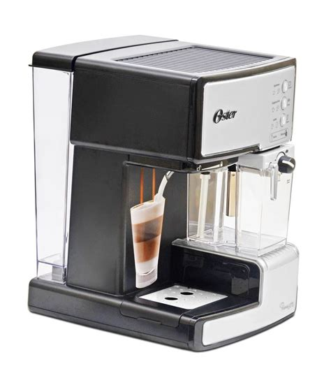 Active By Vapor Stuff Coffee Latte oster 6601 c s r 15 bar pressure prima latte coffee maker