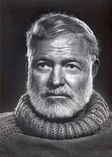 biography of ernest miller hemingway portfolio april 2013