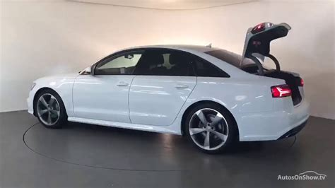 White Audi A6 by Audi A6 2015 White Www Pixshark Images Galleries