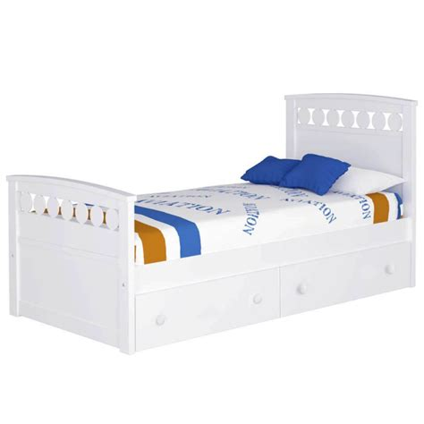 Childrens Bed With Drawers by Circles Children Bed With Drawers Bainba
