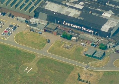 warner bros studios leavesden wbsl leavesden studios from the air from windows live local