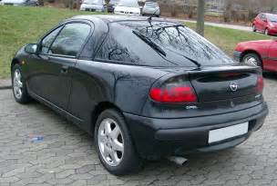 Opel Models List Opel Tigra History Of Model Photo Gallery And List Of