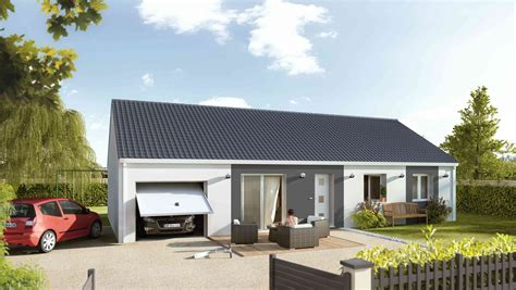 prix maison plain pied 4 chambres attrayant plan maison plain pied 6 maison focus