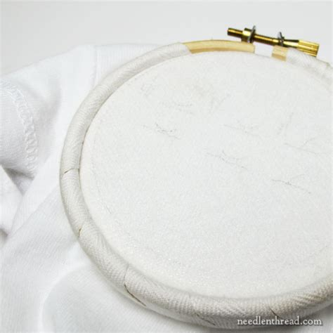 how to embroider on knit fabric fabric stabilizer for embroidery images